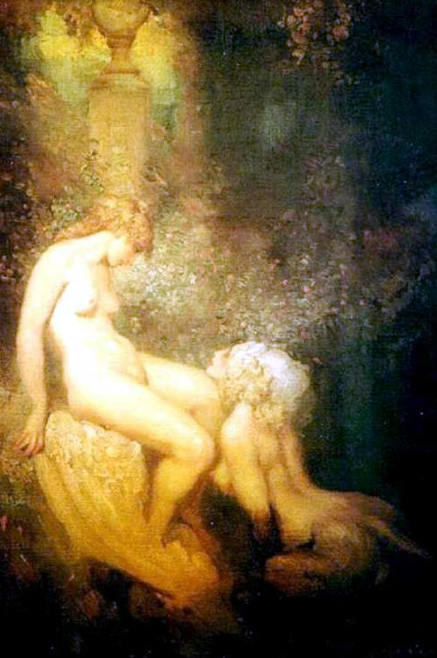 cupid and psyche golden ass